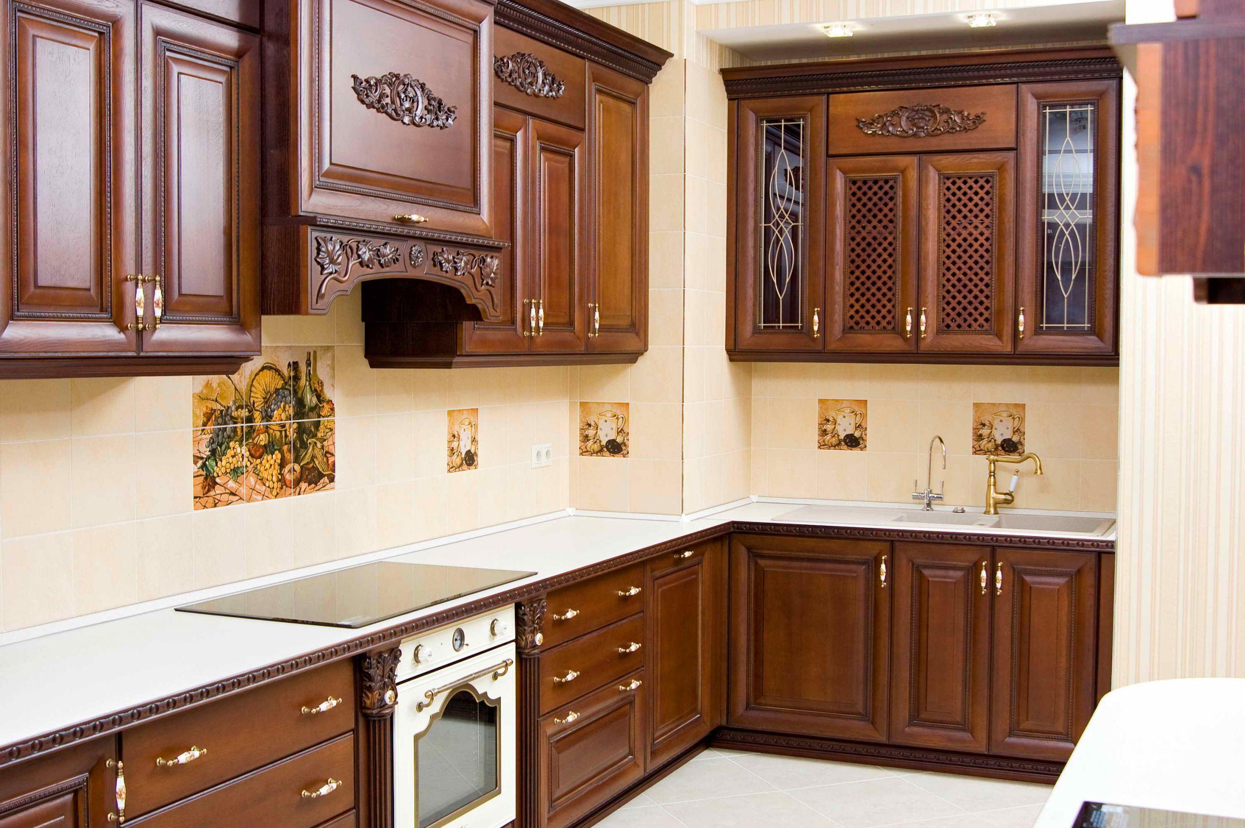 Как выбрать материал для кухонного гарнитура_5