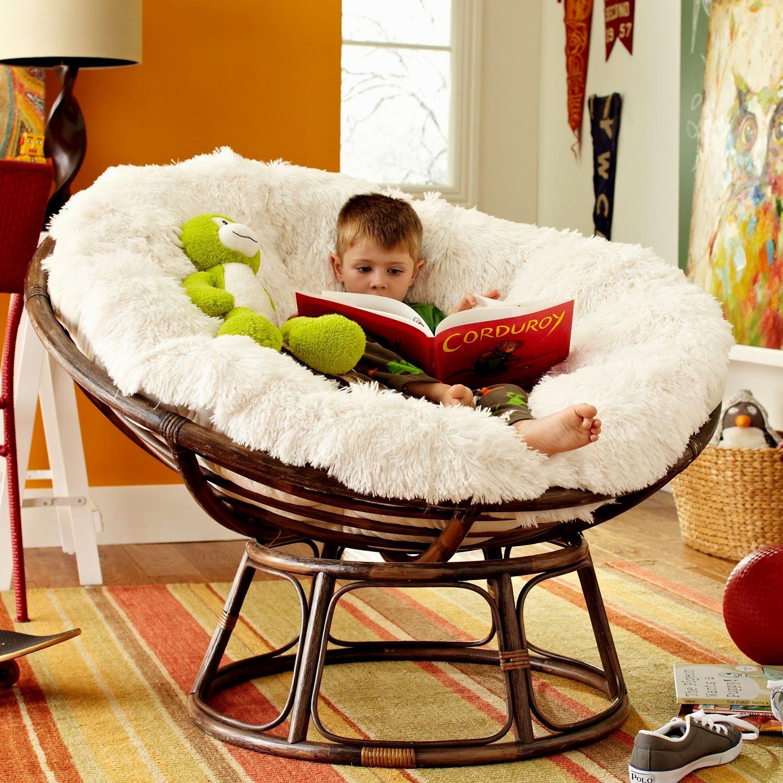 Как использовать в интерьере мебель из ротанга_2