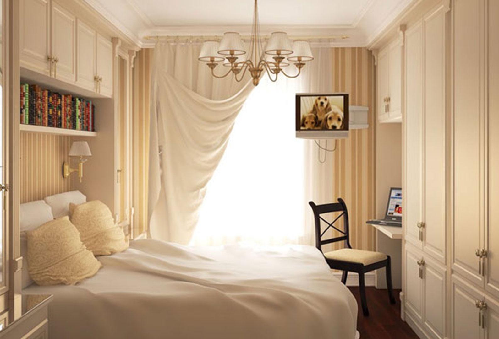 Выбираем мебель в маленькую спальню_1