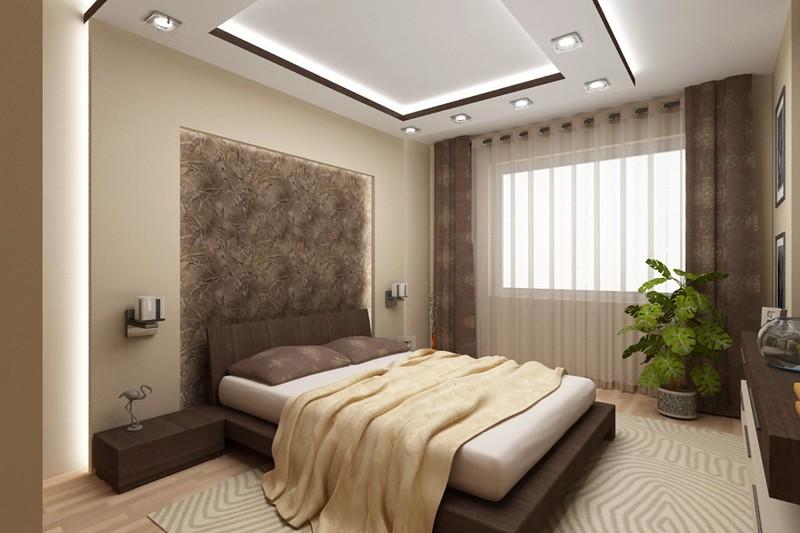 Как обустроить интерьер спальни_1