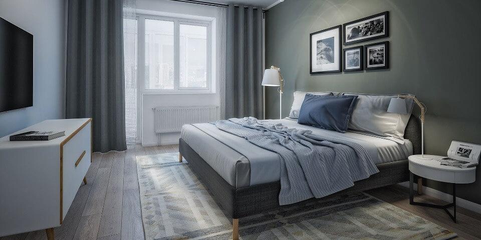 Как обустроить интерьер спальни_4