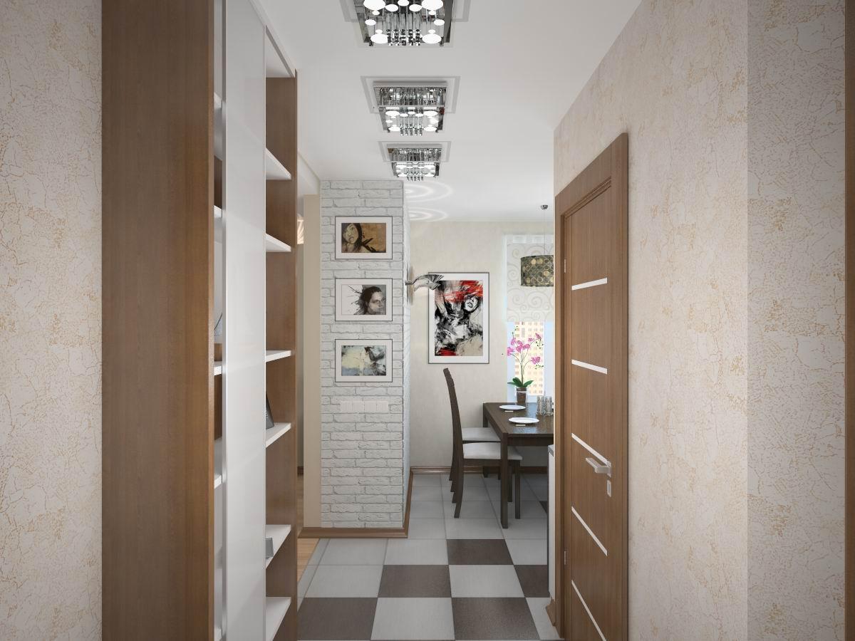 Почему нельзя объединять кухню с коридором_4