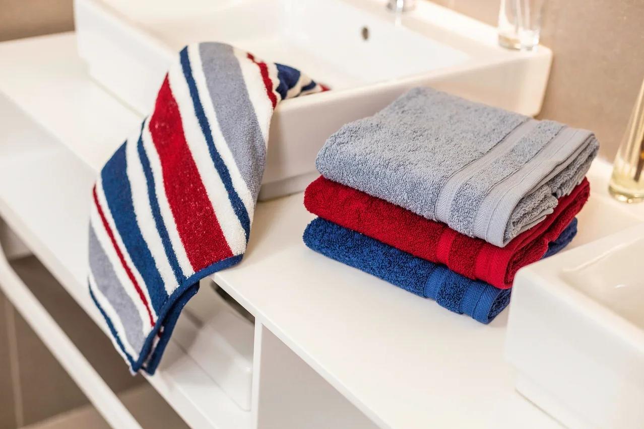 Как правильно стирать махровые полотенца