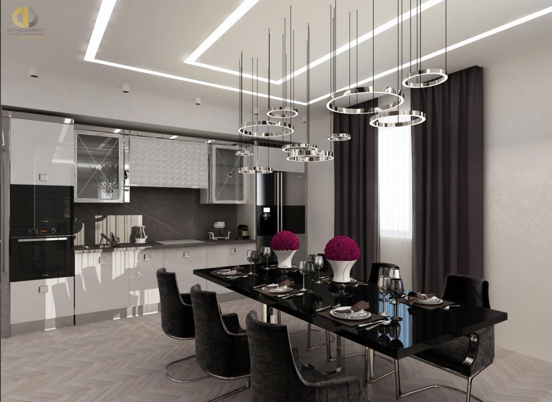 Зачем нужна столовая в интерьере квартиры_1