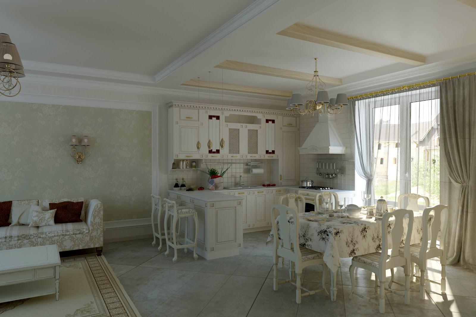 Зачем нужна столовая в интерьере квартиры_2