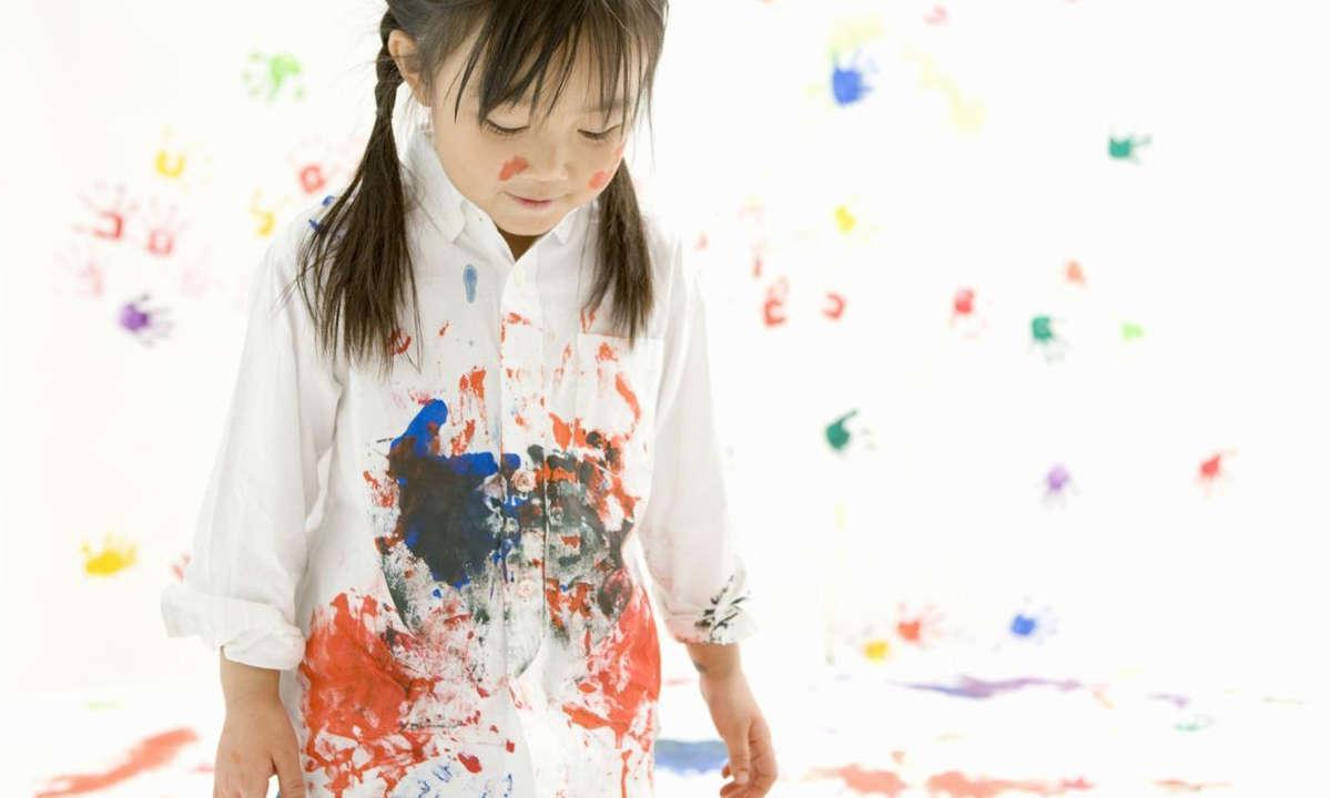 Как очистить краску от ткани в домашних условиях_1