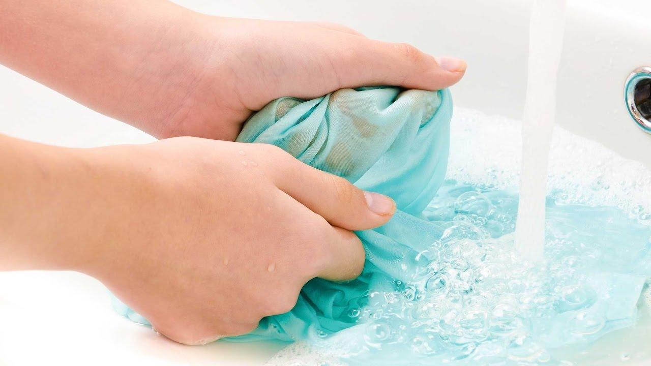 Как очистить краску от ткани в домашних условиях_2