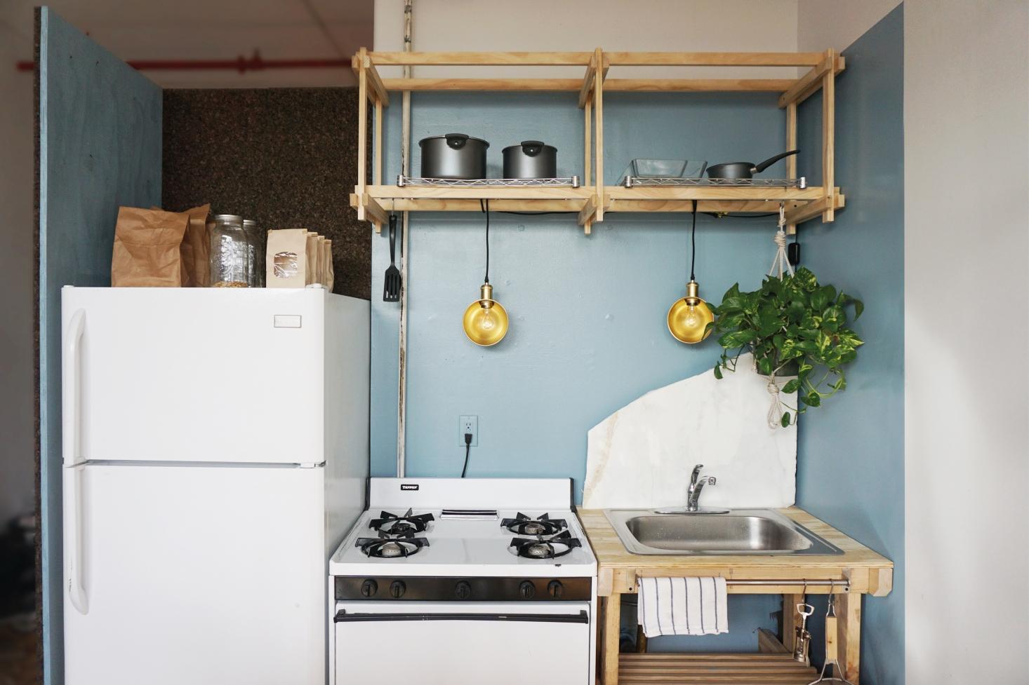 Как расположить мебель на кухне_4