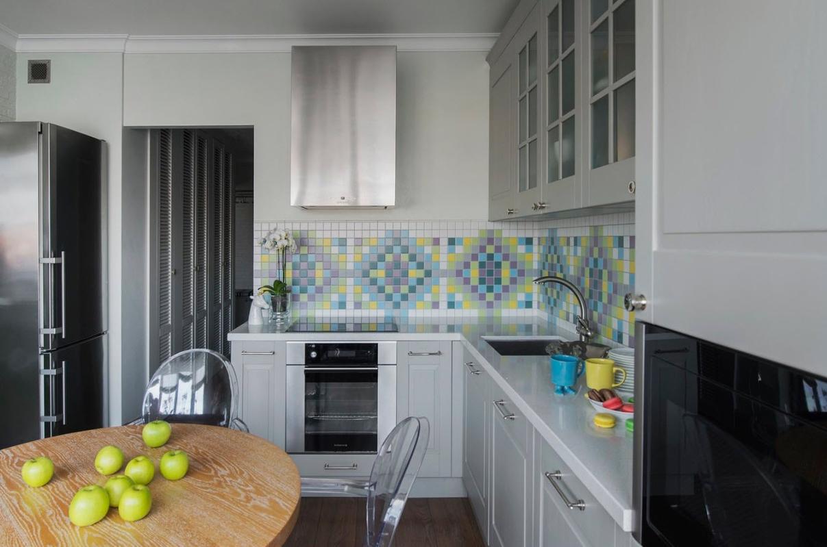 Как расположить мебель на кухне_5