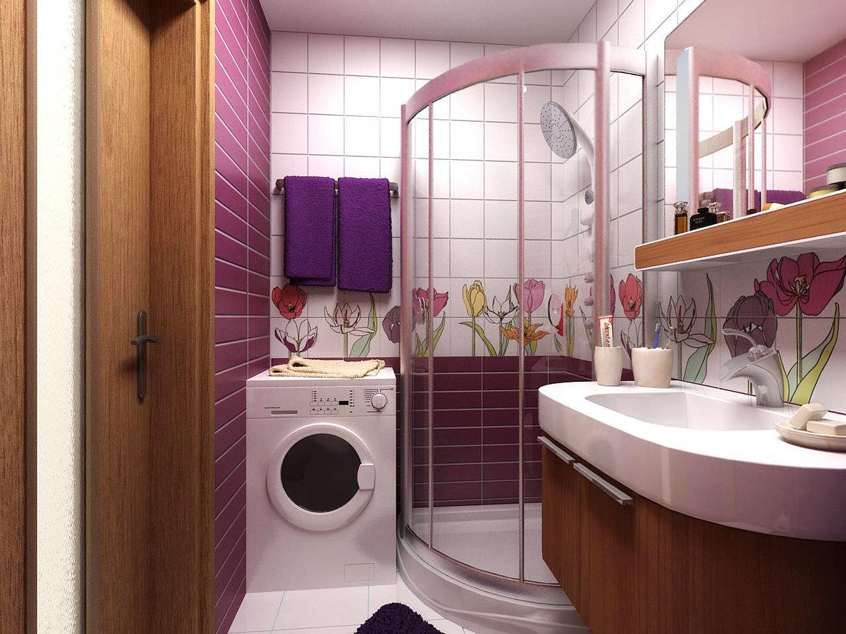 Предметы для уютного интерьера ванной комнаты_2