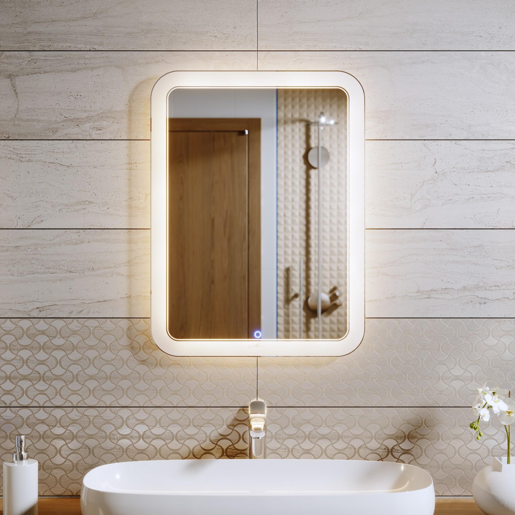 Какое зеркало выбрать для ванной комнаты