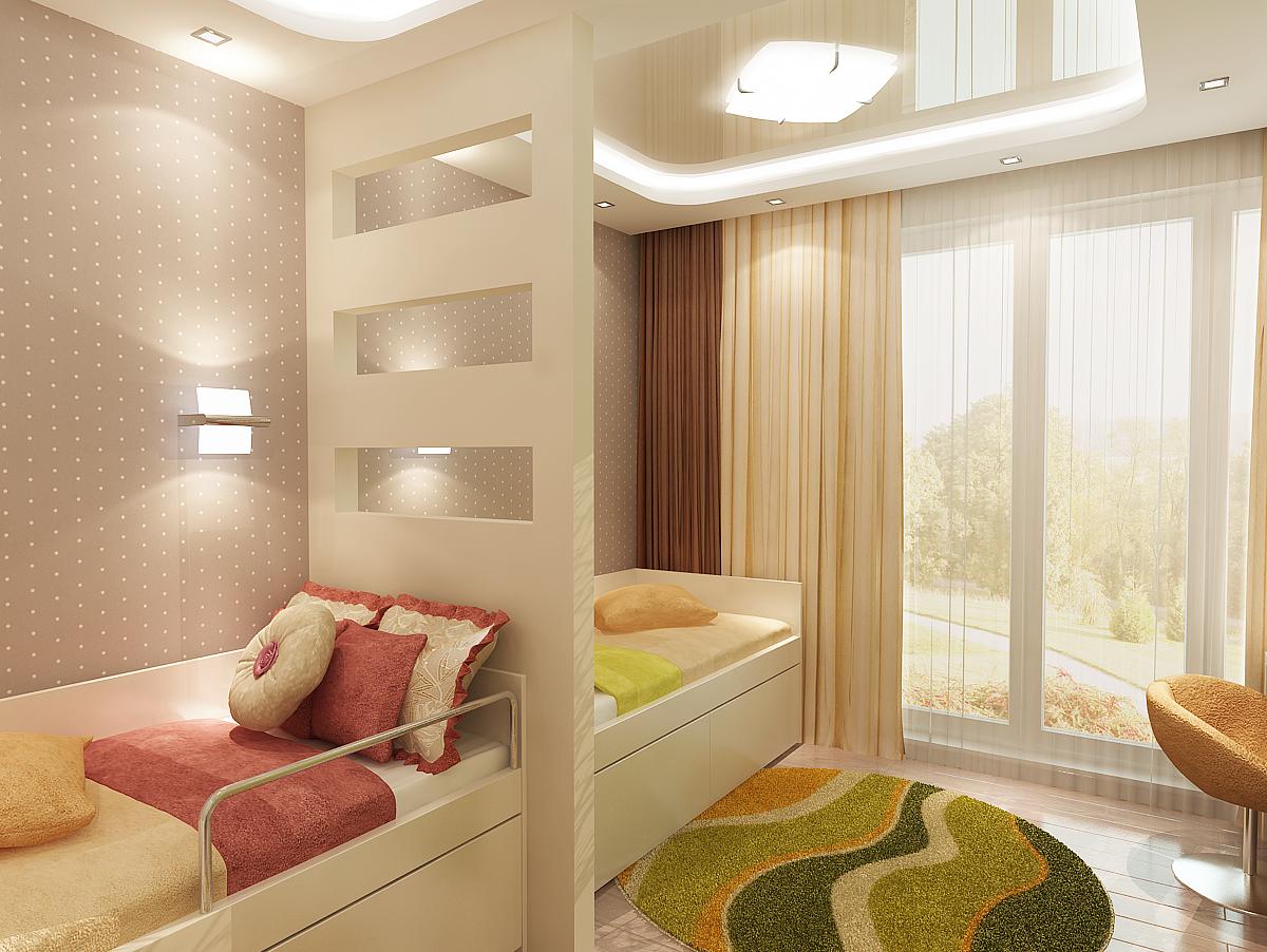 5 советов по оформлению комнаты для разнополых детей