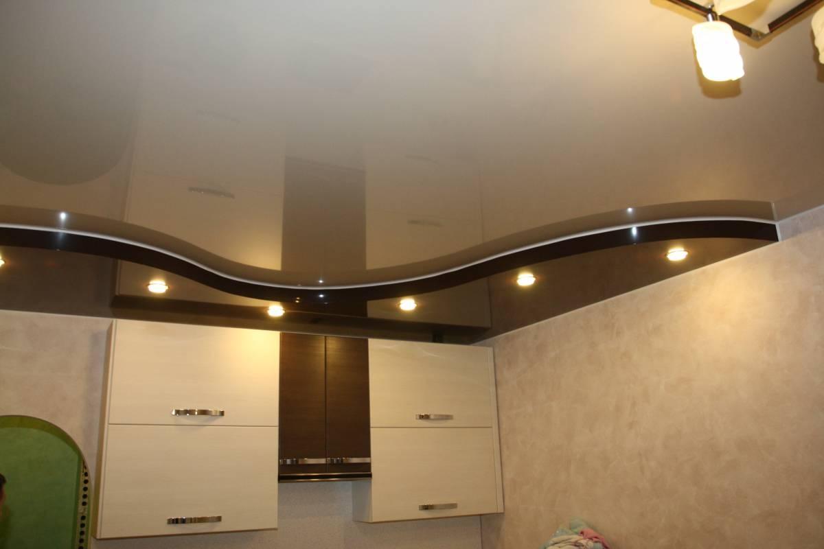 Какой вид потолка лучше выбрать для кухни