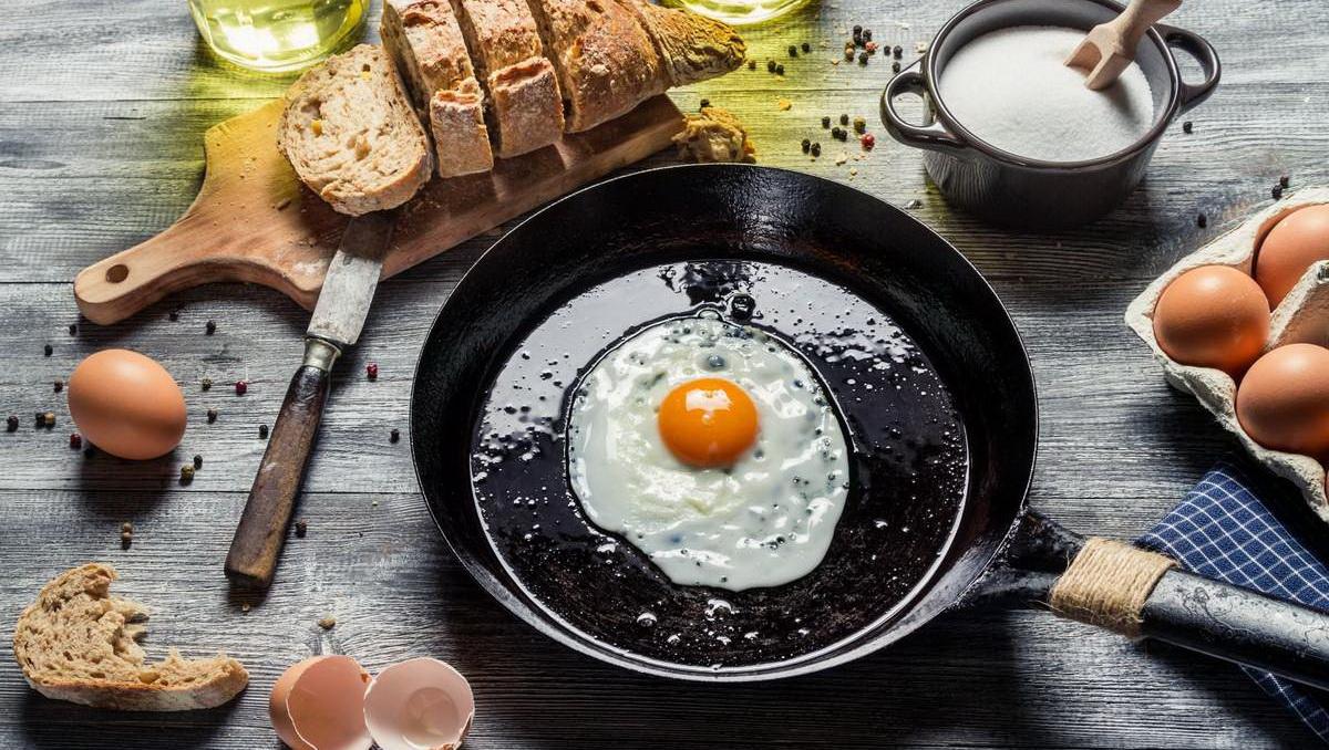 5 советов как прокалить сковороду перед первым применением