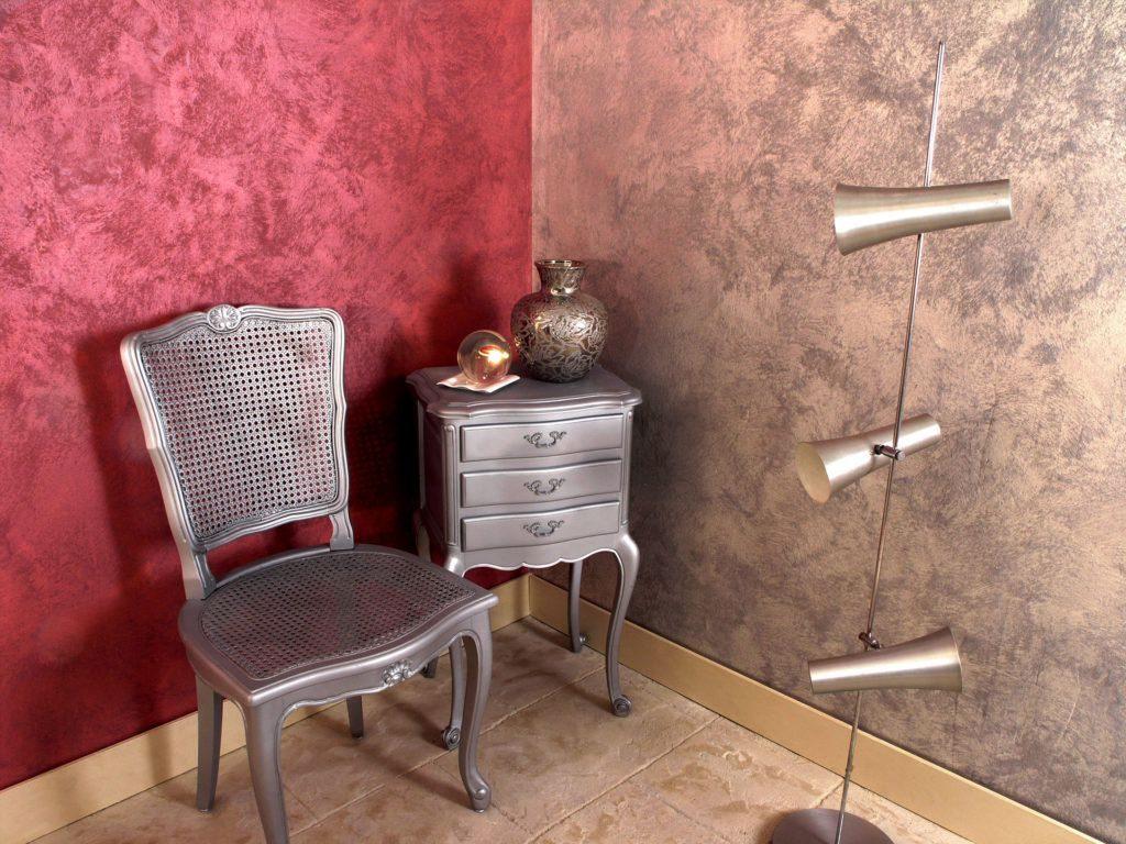 В каких комнатах не стоит делать декоративную штукатурку