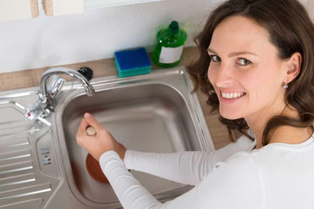 Что делать если из раковины на кухне неприятно пахнет_5