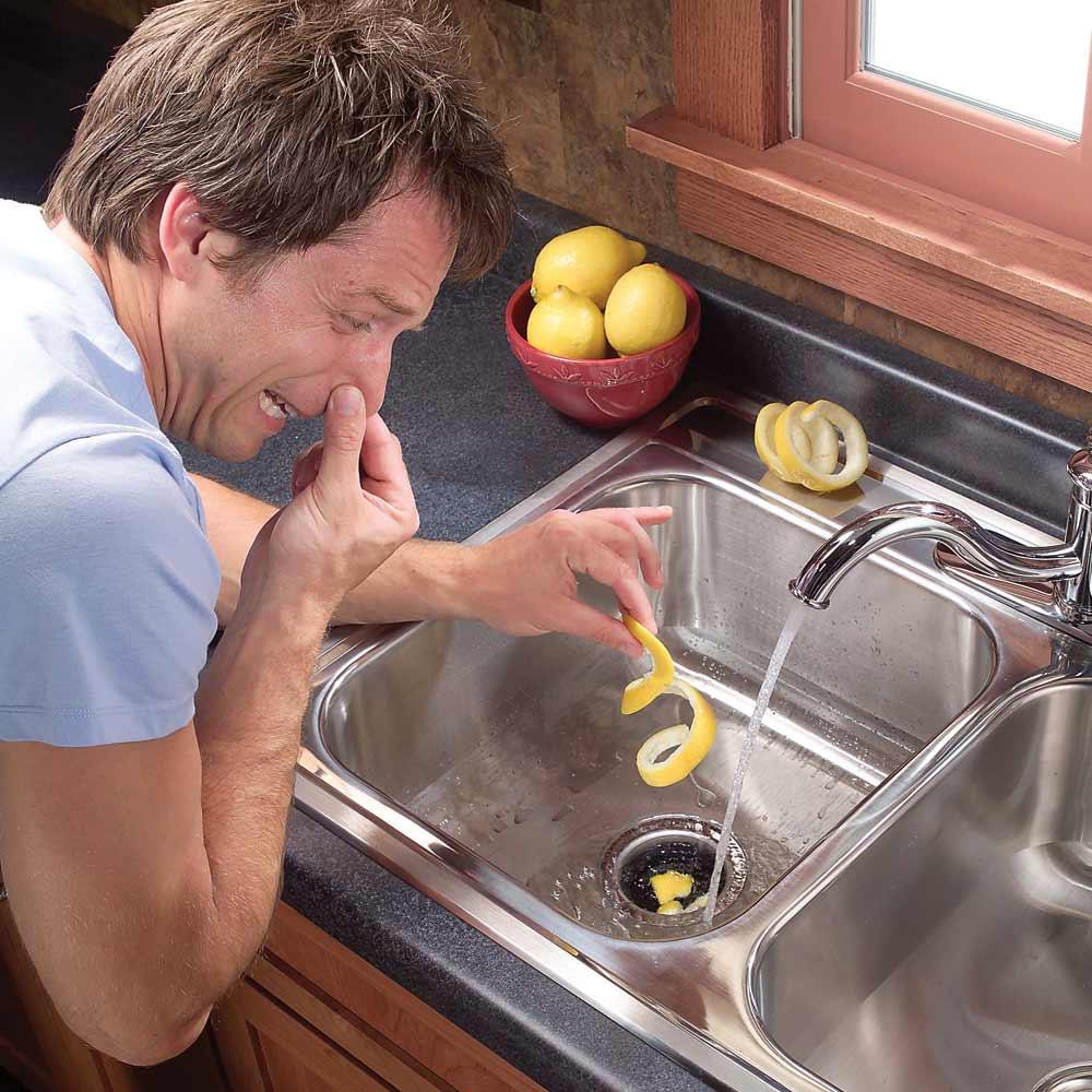 Что делать если из раковины на кухне неприятно пахнет_3