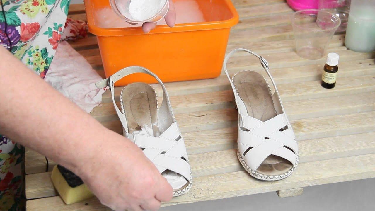 Как правильно ухаживать за обувью из светлой кожи_5