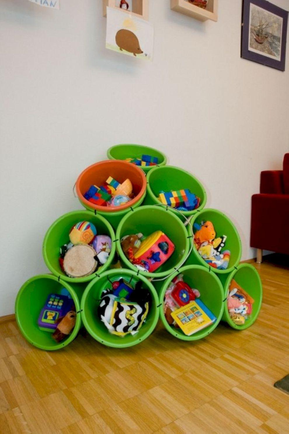 Куда складывать детские игрушки_5