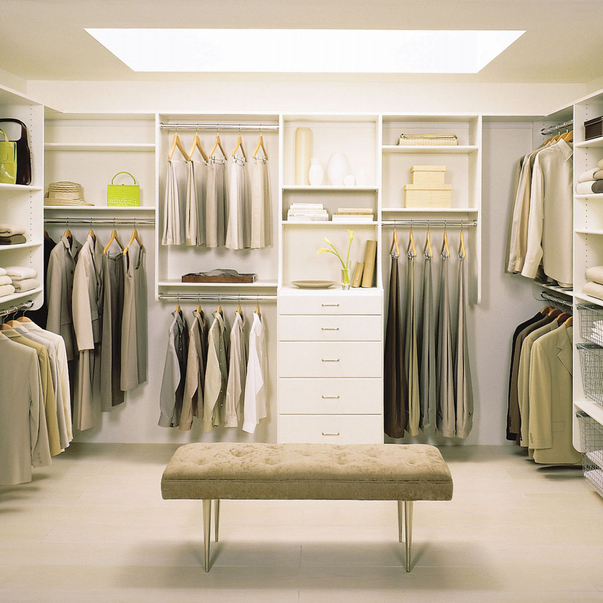 Полезные рекомендации по обустройству гардеробной_3