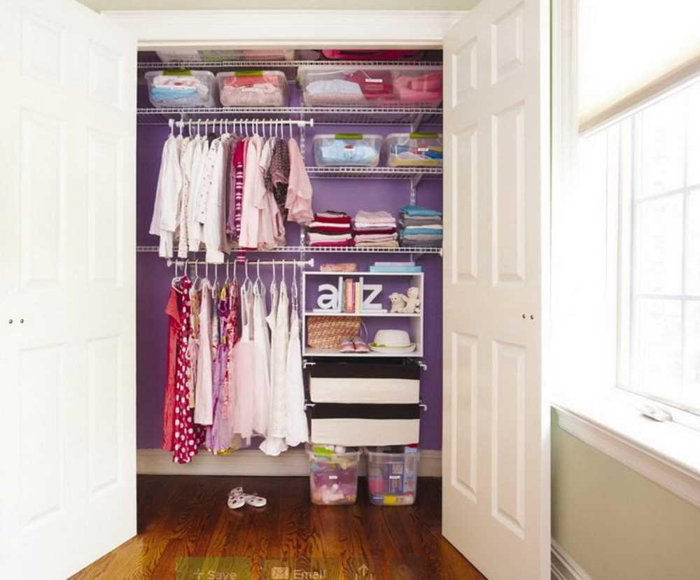 Полезные рекомендации по обустройству гардеробной_4