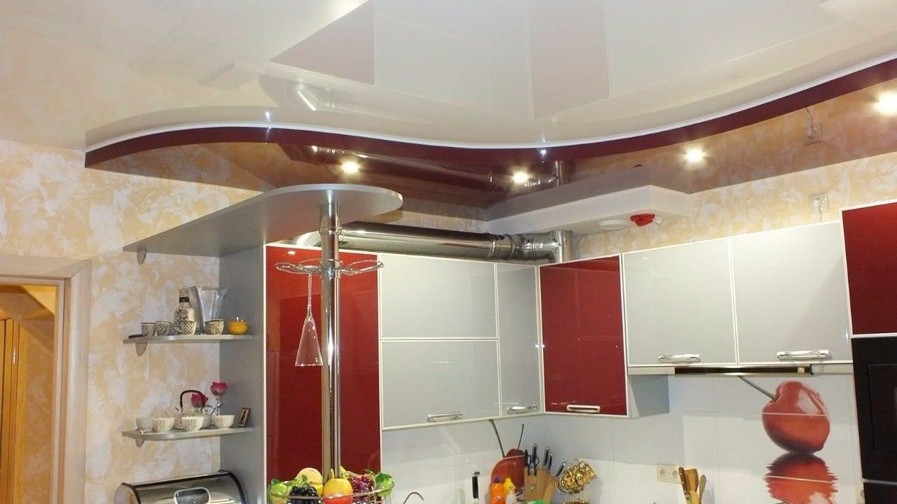 активируете камень, какие потолки делают на кухне фото они различаются так