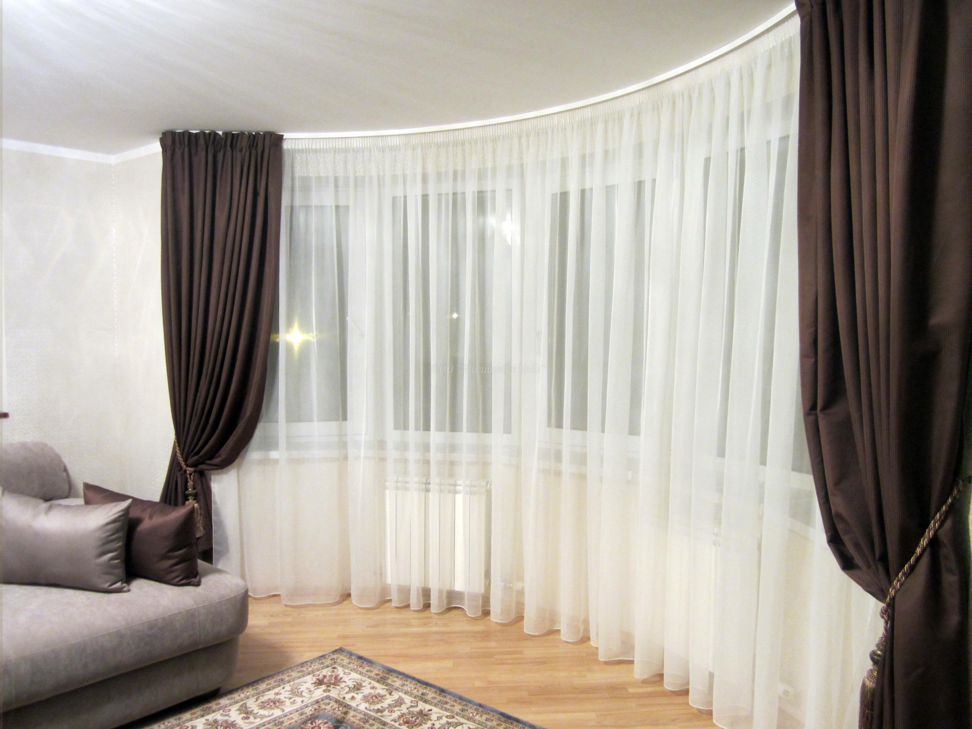 Как выбрать шторы в современный интерьере_1