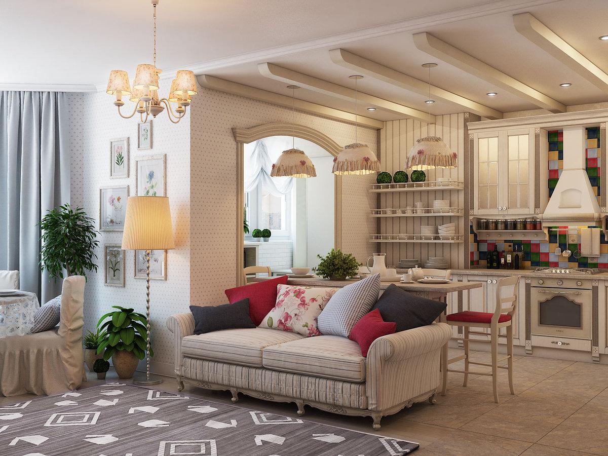 Как самостоятельно сделать уникальным интерьер своей квартиры