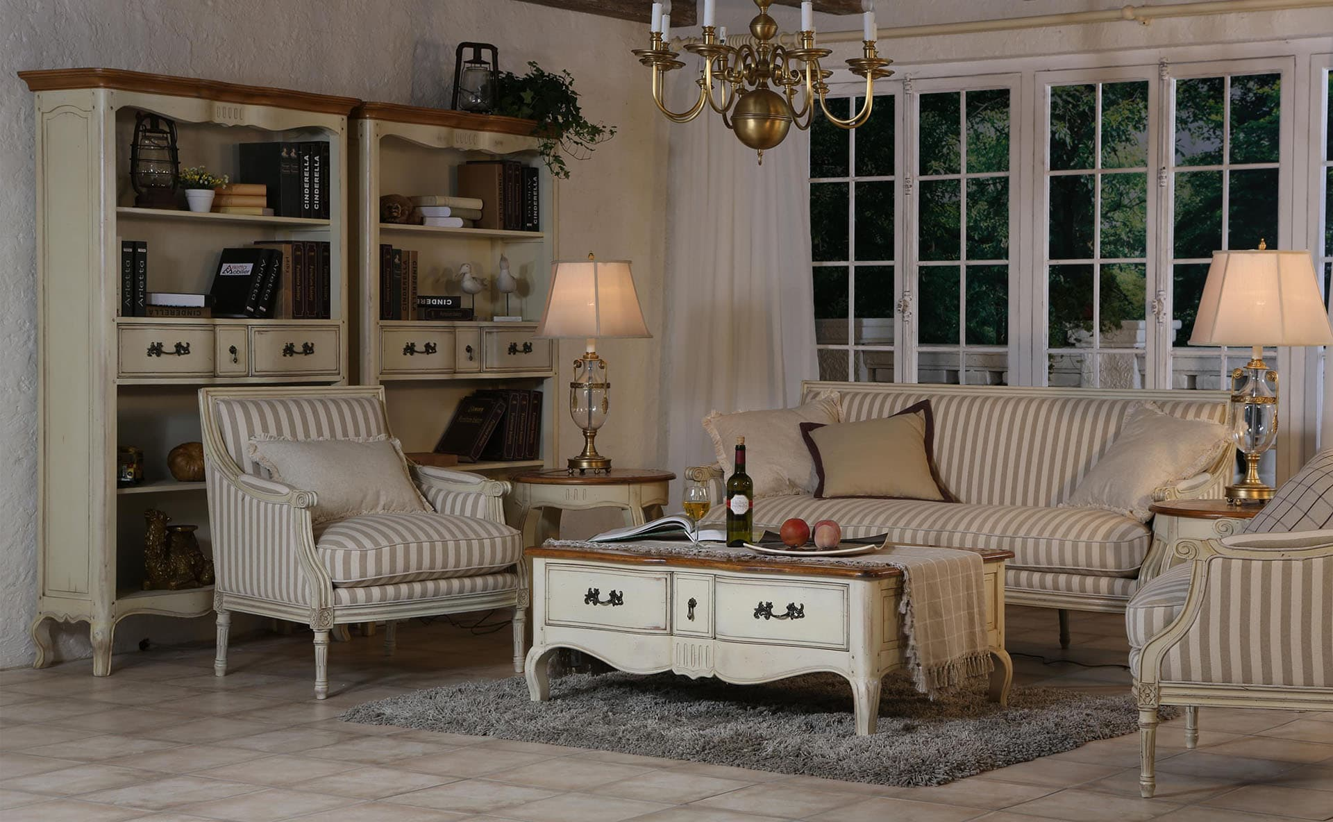 5 главных особенностей стиля прованс
