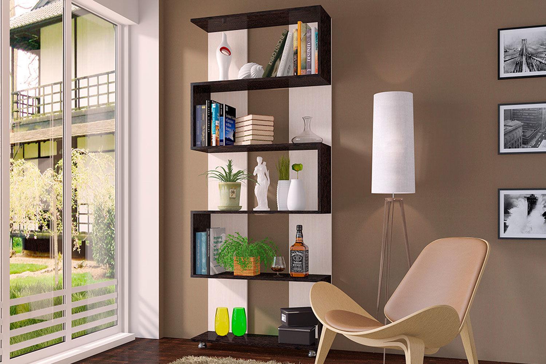 Стенка или стеллаж - что выбрать для современной гостиной