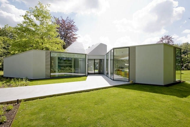 Villa 4.0 от Dick van Gameren architecten