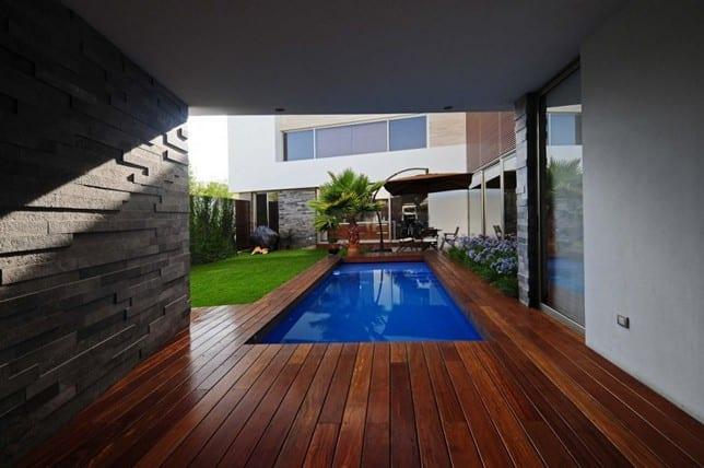 Роскошный интерьер EV House от студии Ze Arquitectura