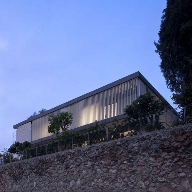 Rechter House в Тель-Авиве от Pitsou Kedem Architects