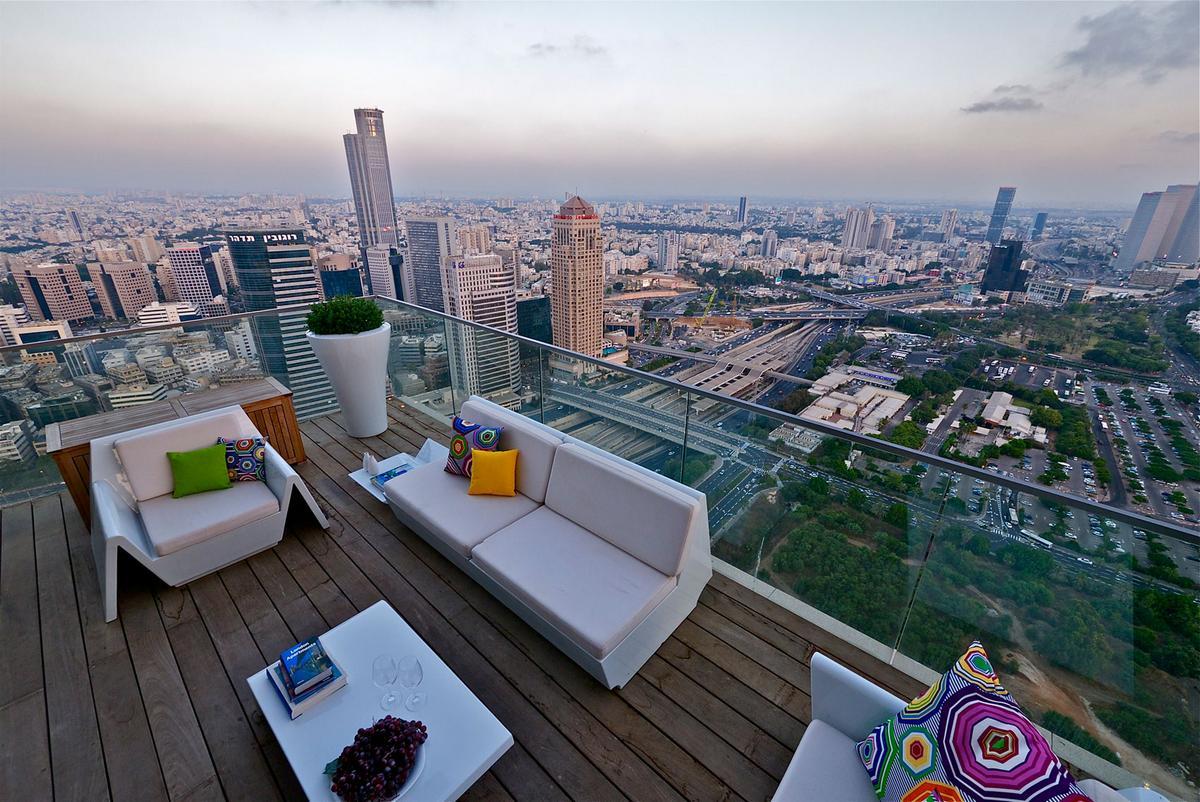 3-этажный пентхаус Sky в Израиле за 12 миллионов долларов