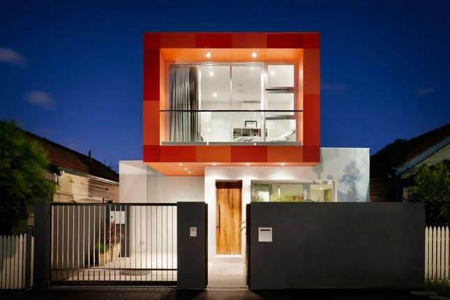 Смелый дизайн South Yarra House в Мельбурне
