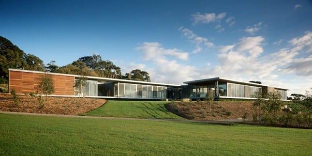 Фантастический вид на Westernport Bay в Австралии от SJB Architects