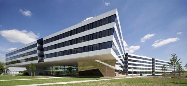 Штабквартира компании Adidas в Германии от KINZO
