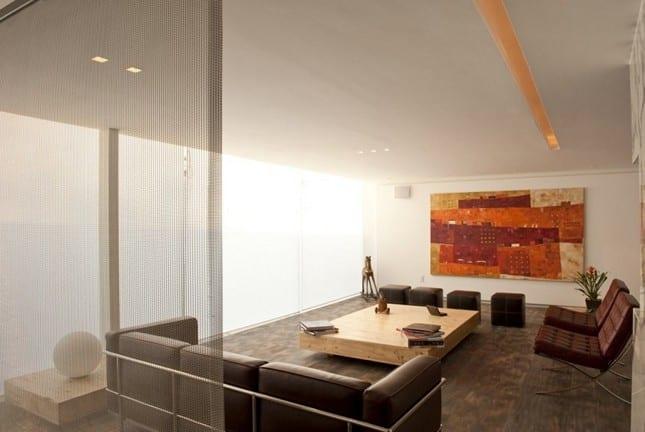 Строгие линии K+JC House от Space Architecture в Мехико