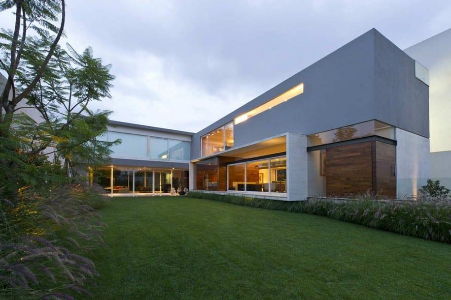 AE House в Мехико от twentyfourseven