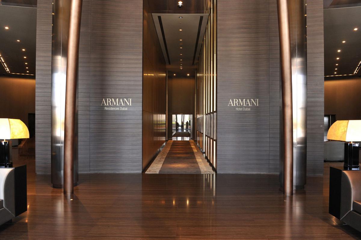 Armani Hotel Dubai в самом высоком здании мира