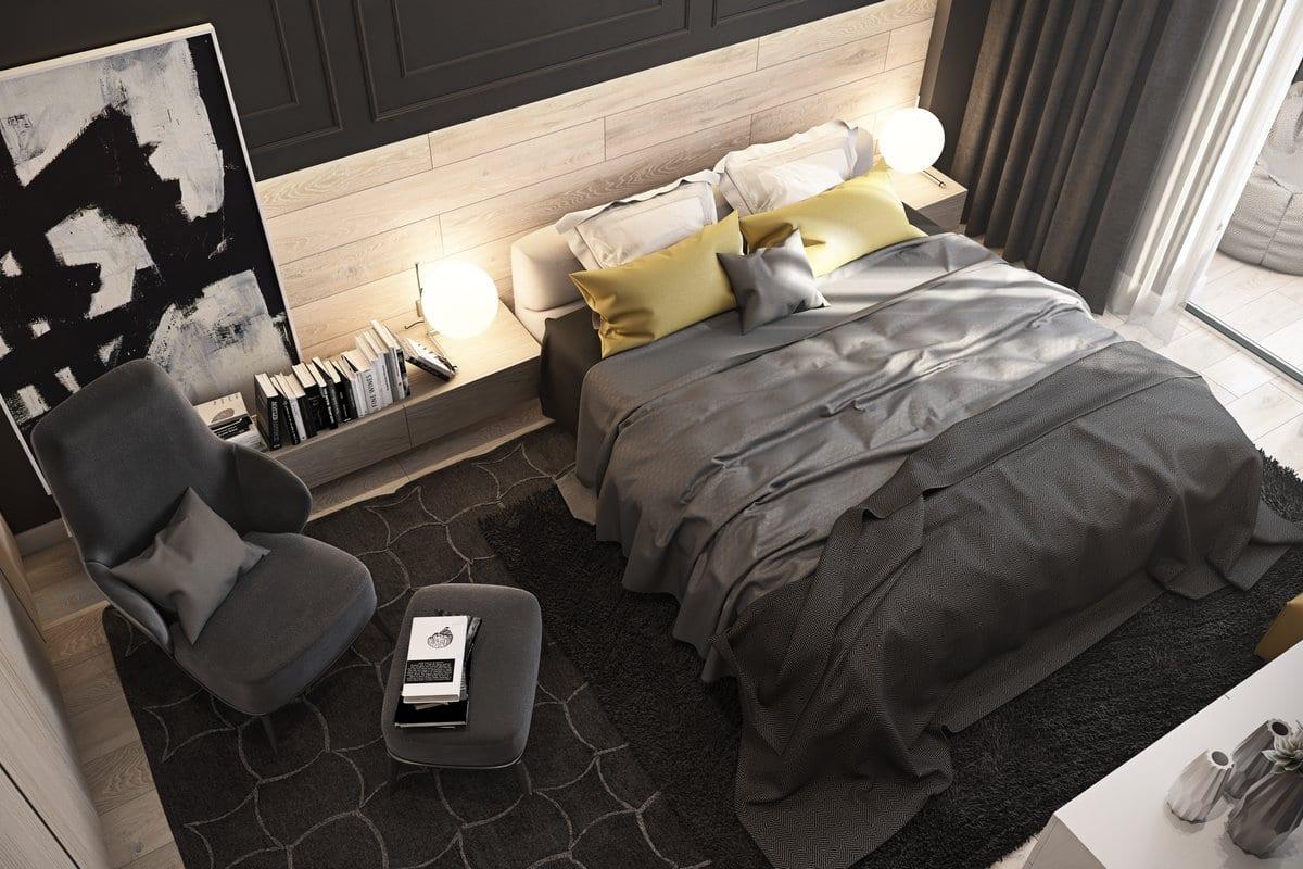 Аскетичный интерьер квартиры от MUSA Studio