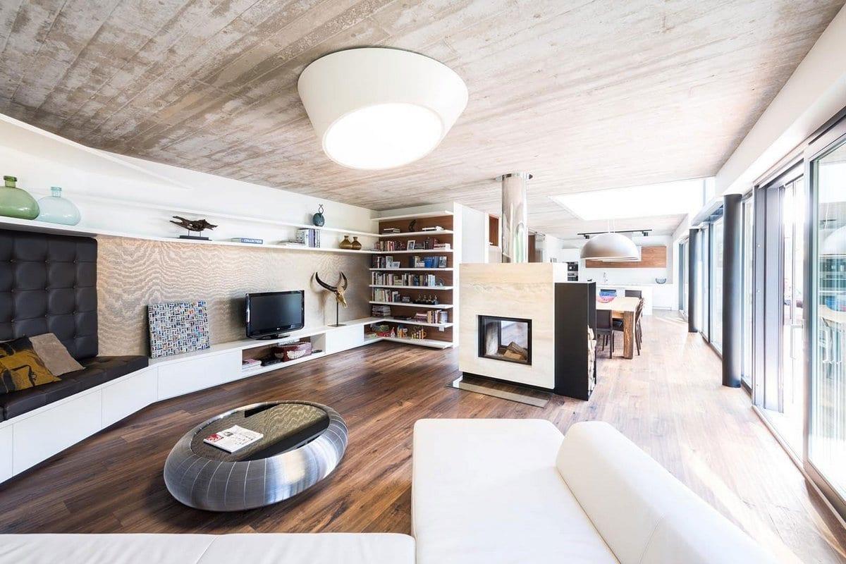 Белая резиденция в Братиславе