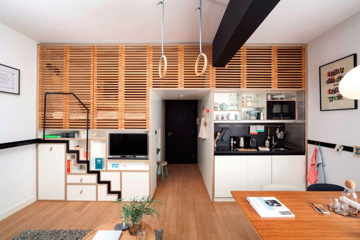 Zoku, Concrete Architectural Associates, дом-офис фото, лучшие отели в мире, необычный отель, отели в Амстердаме, отели в Нидерландах, лофт Zoku