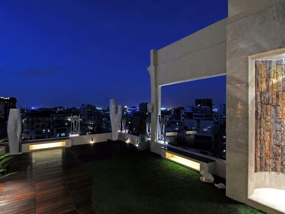 Дуплекс пентхаус в Мумбаи от ZZ Architects