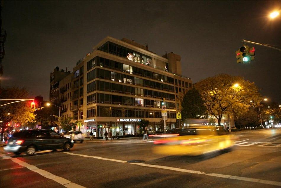 Двухэтажный пентхаус в Нижнем Ист-Сайде на Манхэттене