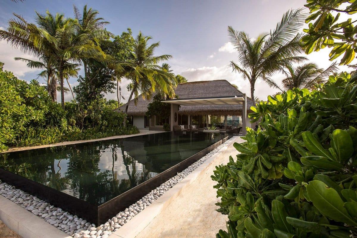 Эксклюзивный роскошный курорт от Louis Vuitton на Мальдивах