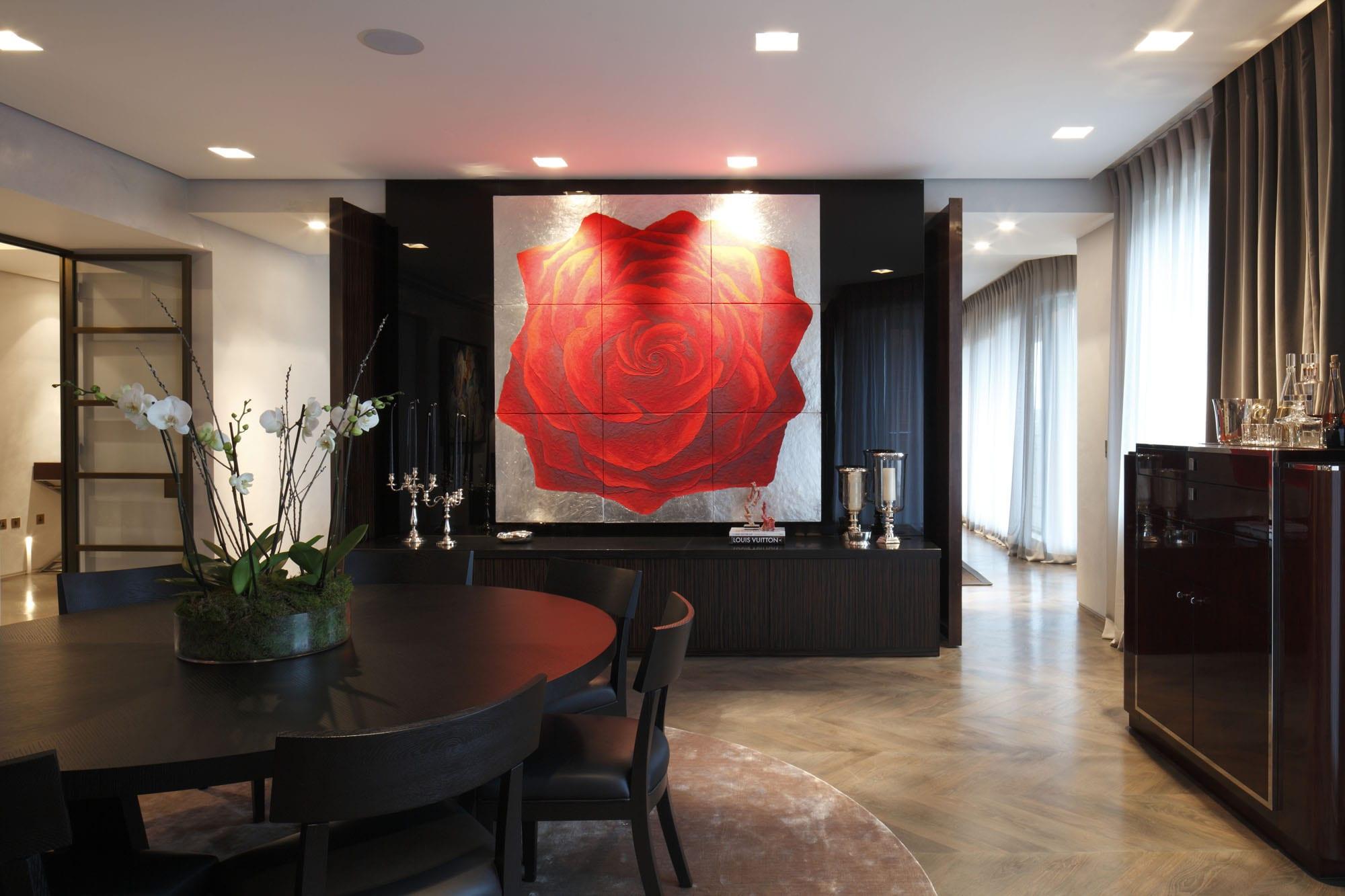 Элитная квартира в центре Лондона