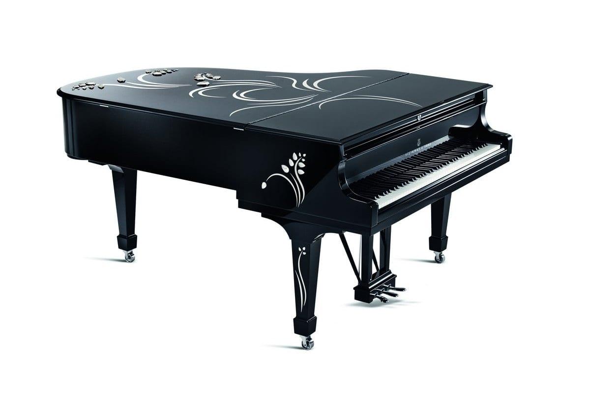 Эксклюзивный рояль Heliconia от Steinway & Sons