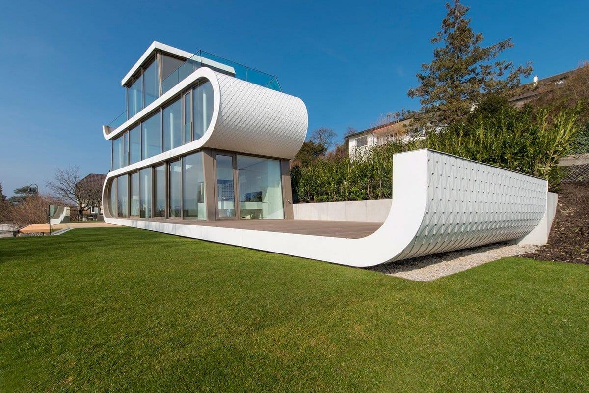 Энергоэффективный дом по стандарту Minergie