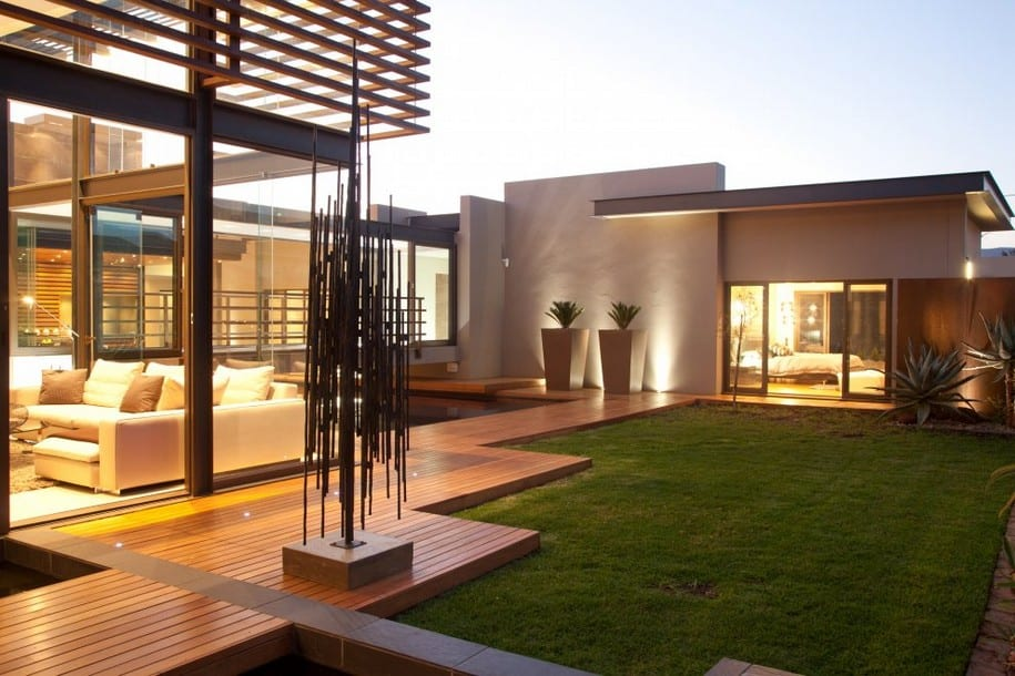 House Aboobaker в провинции Лимпопо, Южная Африка